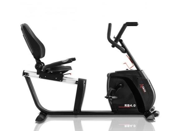bicicleta estatica reclinada rb4i dkn