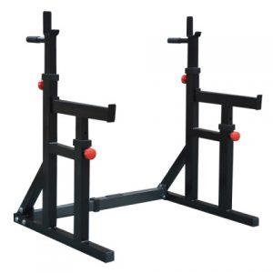 squat rack dip