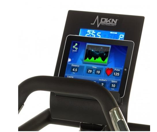 consola bicicleta eb5100i marca dkn