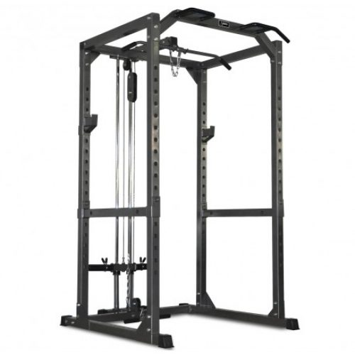 full-power-rack dkn con accesorio