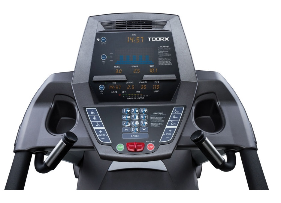 CONSOLA TRX-8000