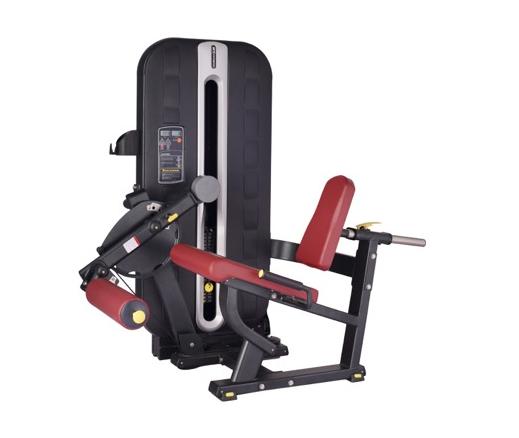 maquina leg extension dkn