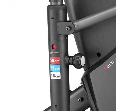 bicicleta eliptica xc 170 multi motion trainer dkn