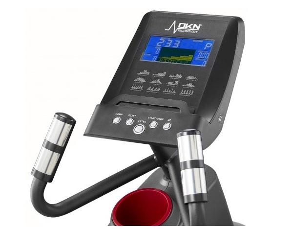 consola bicicleta eliptica dkn modelo xc170-i multi motion trainer
