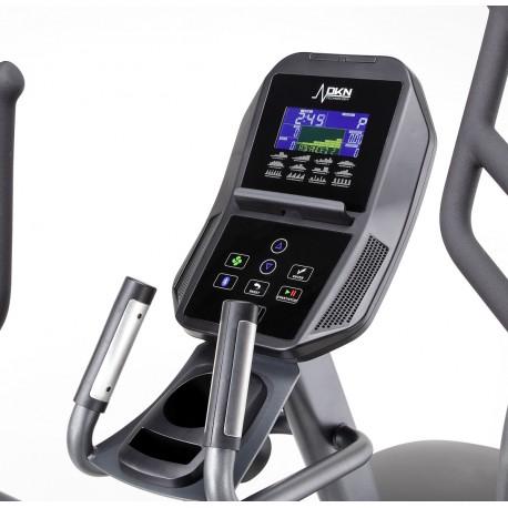 consola bicicleta eliptica dkn zero-impact-emx-1000