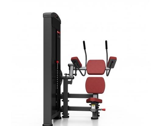 maquina de abdominales dkn mpu223-2