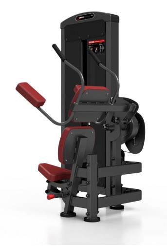 maquina de abdominales dkn mpu223-3