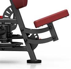 mpu 227 maquina de pectorales dkn asiento regulable