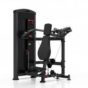 maquina de press de hombros marca dkn mpu226