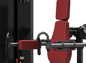 Modern Estofamento MPU228 Deltoides Machine DKN