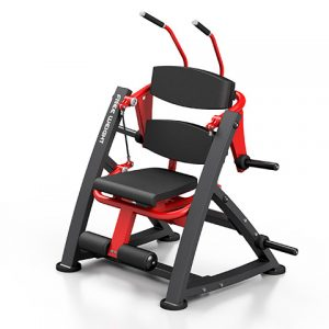 Máquina de abdominal crunch MFU015