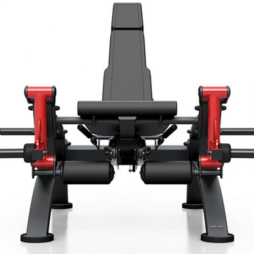 Maquina de Leg extension marca DKN MFU011