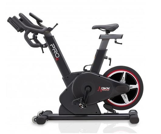 Bicicleta ciclo indoor marca DKN modelo Pro-4