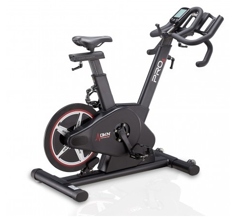 bicicleta de ciclo indoor marca DKN modelo pro-4 novedad