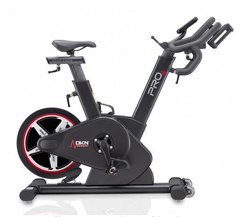 bicicleta ciclo indoor de la marca DKN modelo nuevo Pro-4