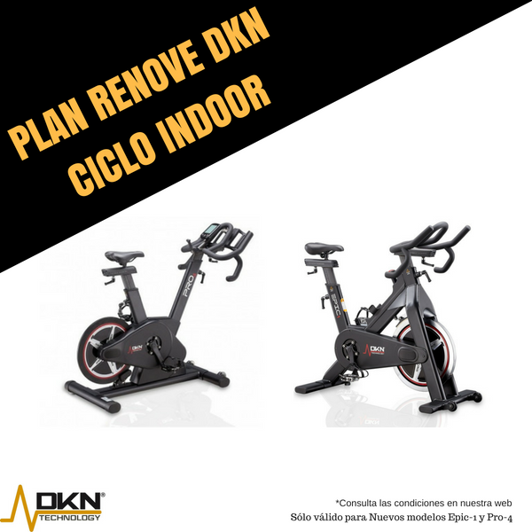 PLAN RENOVE DKN CICLO INDOOR