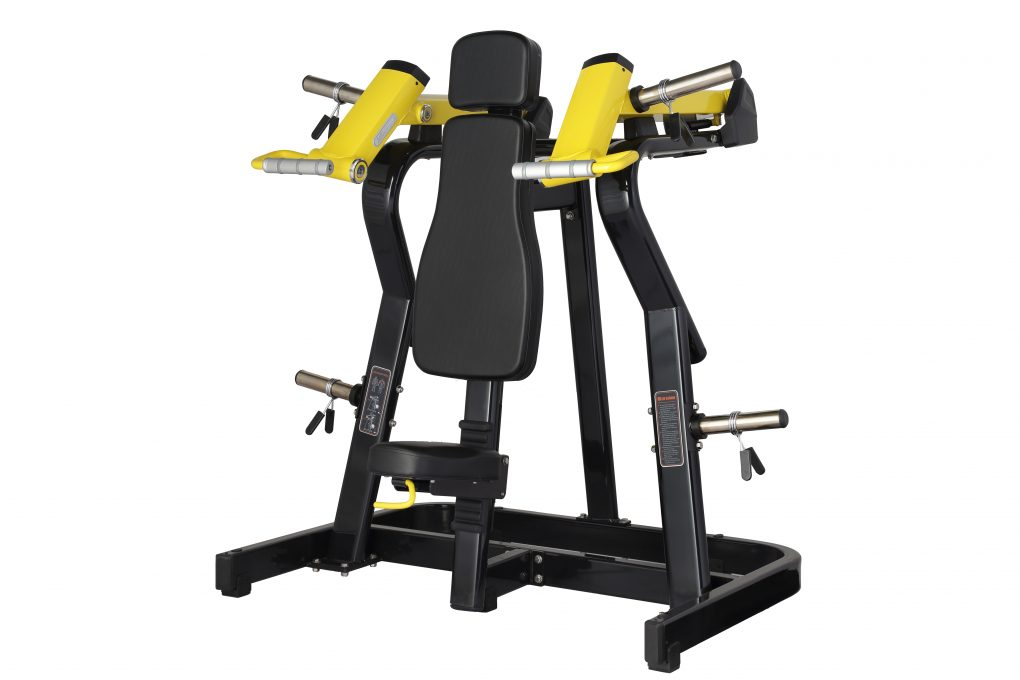 A1-03 Shoulder Press- Pro Line S Free Weight