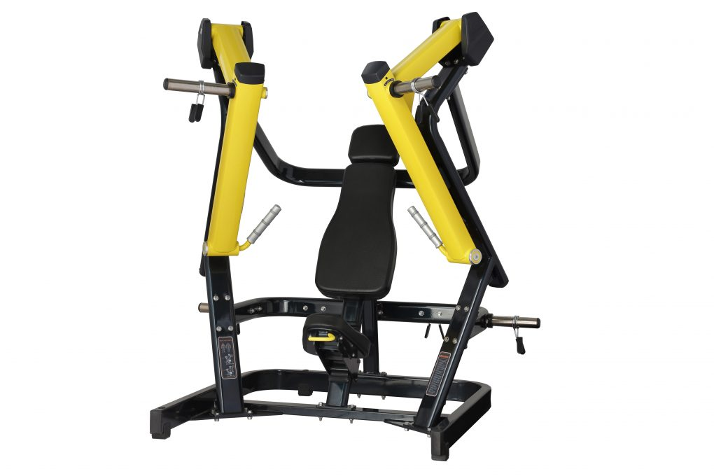 A1-05 Wide Chest Press - Pro line S Free Weight