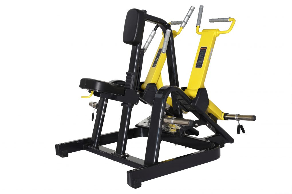 A1-06 Row Pro Line S Free Weight