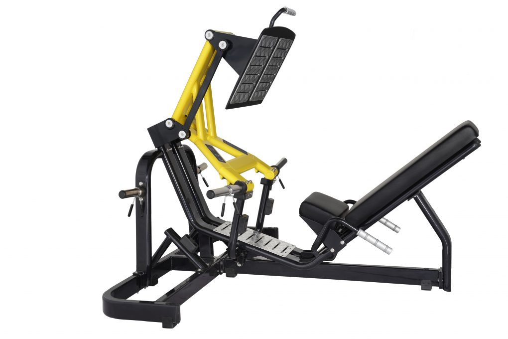 A1-09 Press de pierna - Pro Line S Free Weight