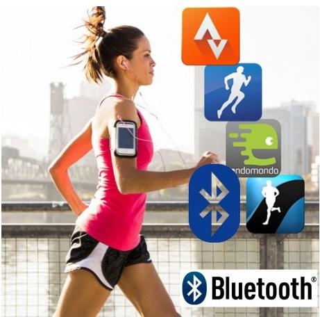 Correa de pecho Bluetooth DKN